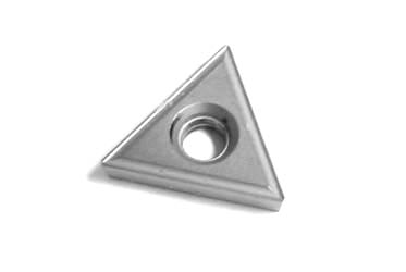 carbide insert triangle for tool holders